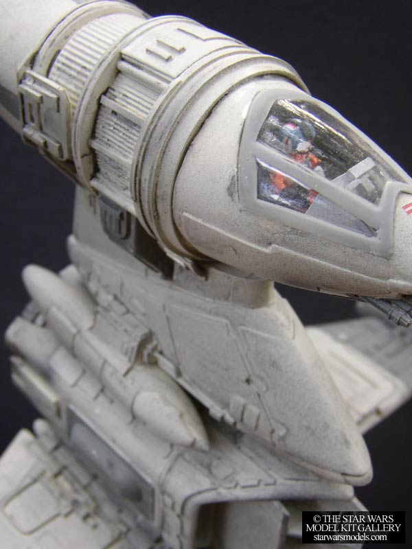 B Wing 1 48 Resin Smt Model Kit Starwarsmodels Com The