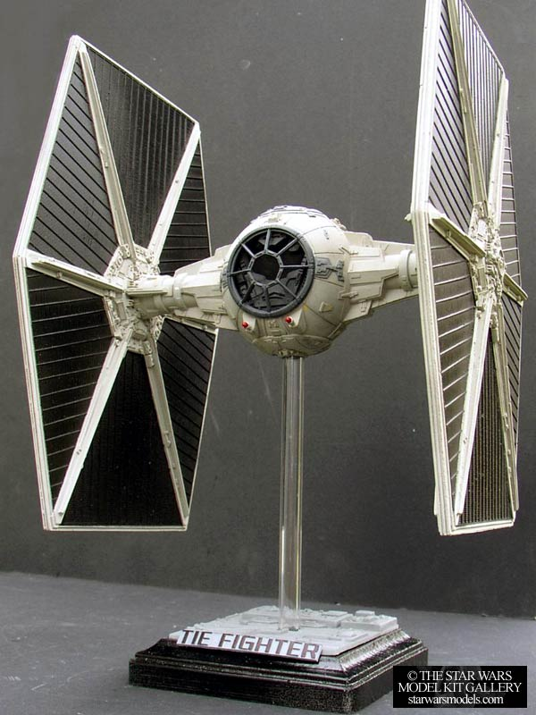 Custom Model Building Service - starwarsmodels.com - The Star Wars Model Kit Gallery