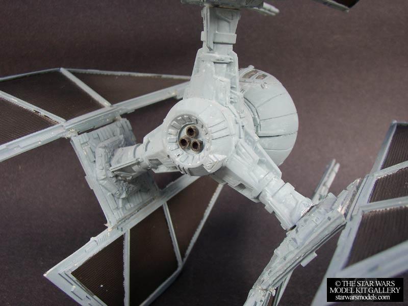 Tie Defender 1 51 Resin Smt Model Kit Starwarsmodels Com