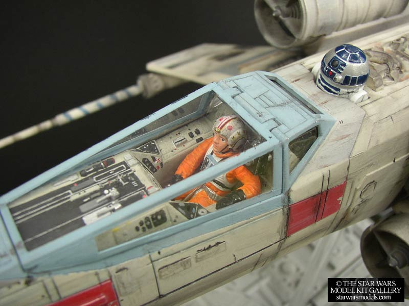 Image Result For Electronic X Wing Fighter Model Kita