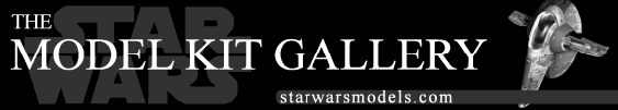 starwarsmodels.com - The Star Wars Model Kit Gallery